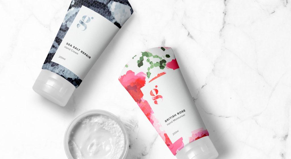 Good Cosmetics Hero Packaging Design
