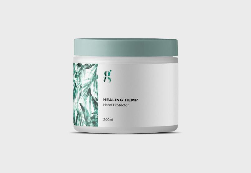 Good Cosmetics Packaging Design Pot