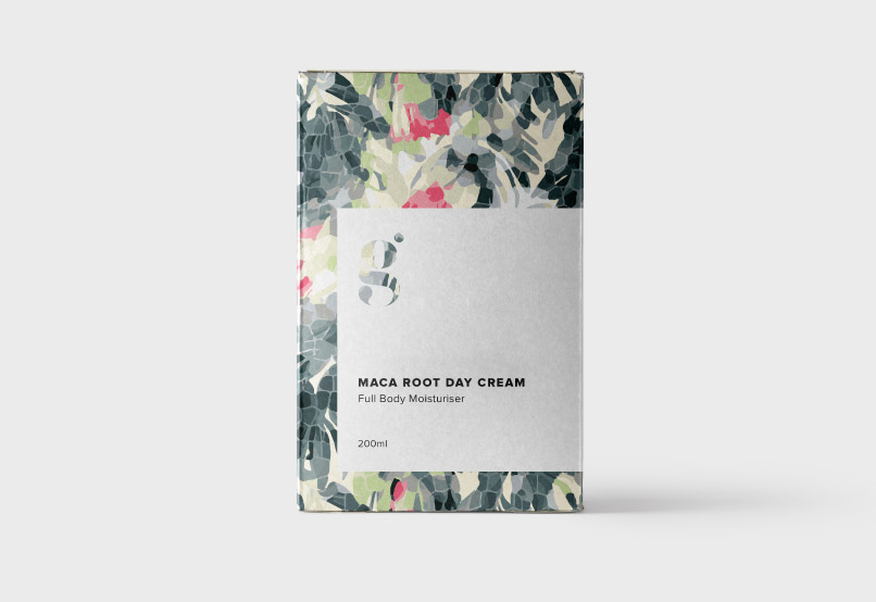 Good Cosmetics Packaging Design Box