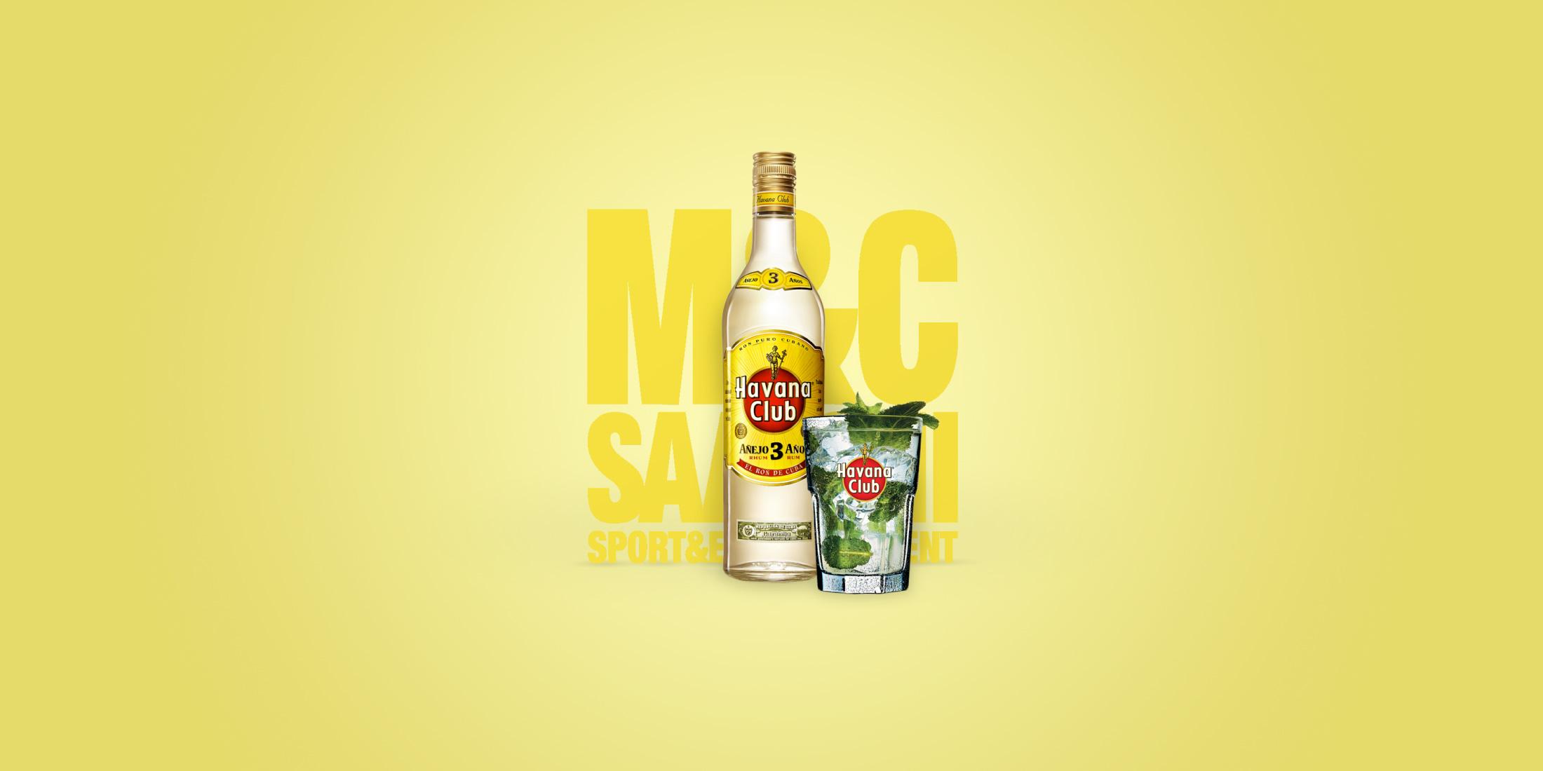 MC Saatchi hero Havana Club