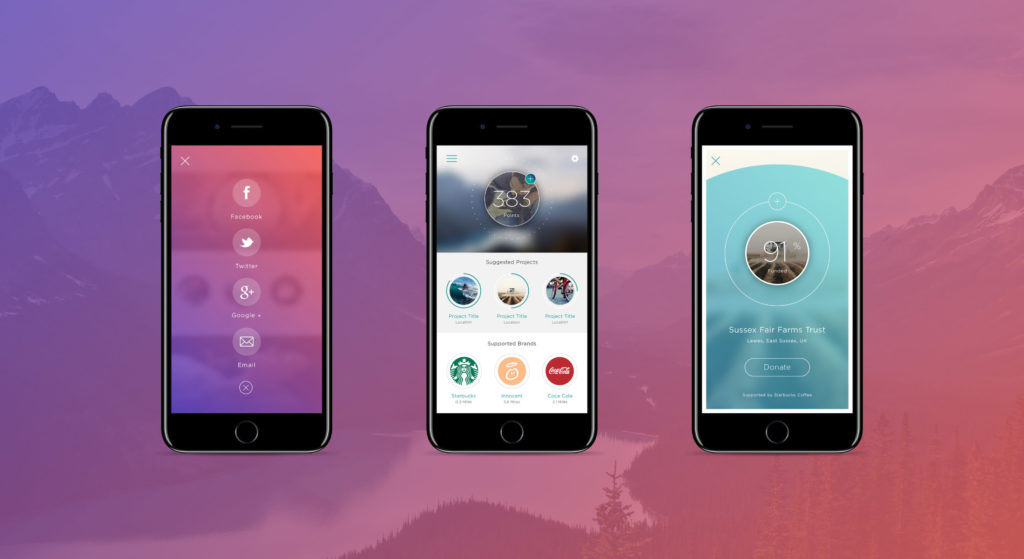 One Step Closer App Design Group Mobiles