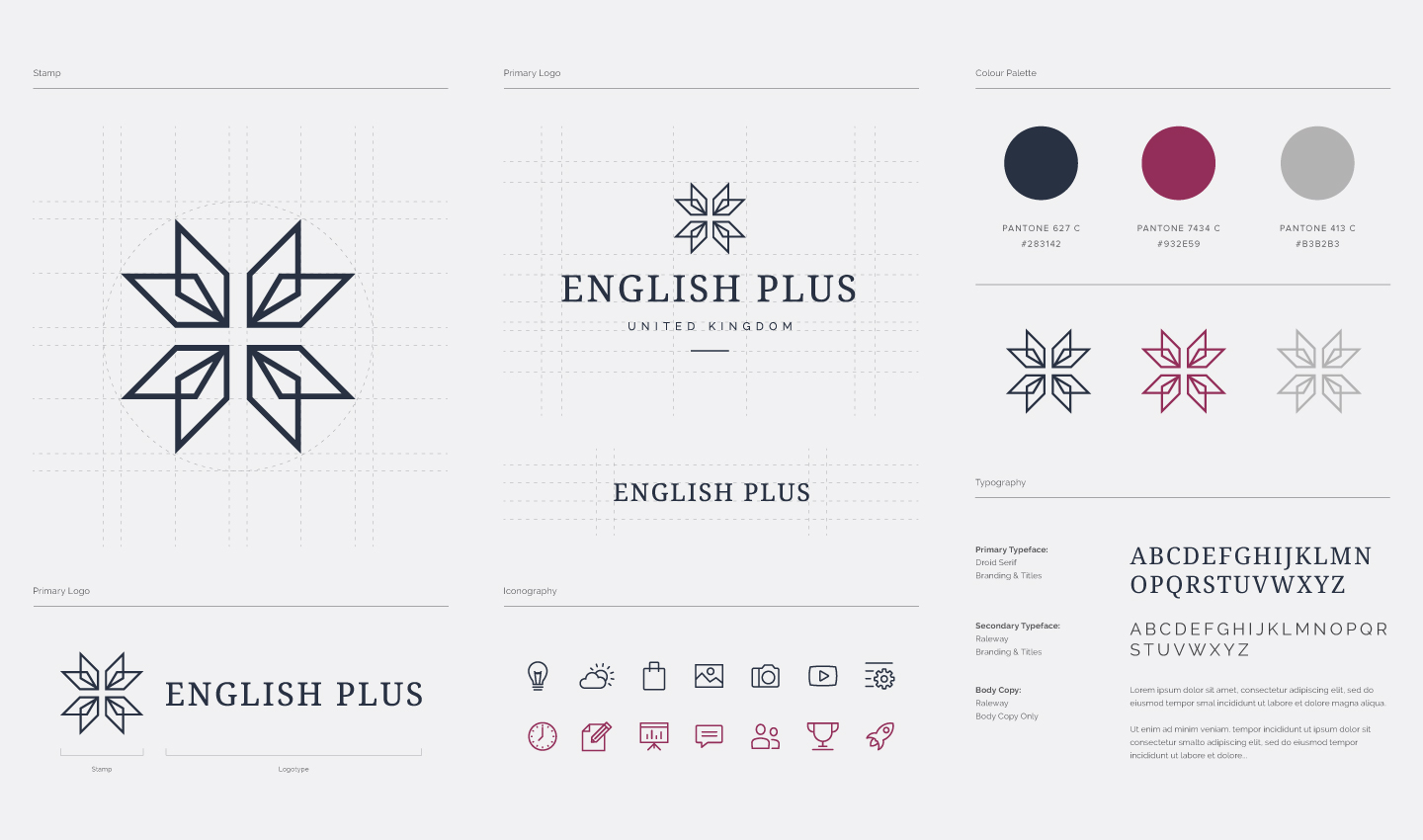 English Plus Brand Guidelines