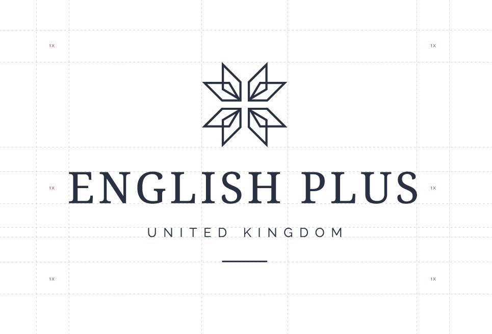 English Plus Logo