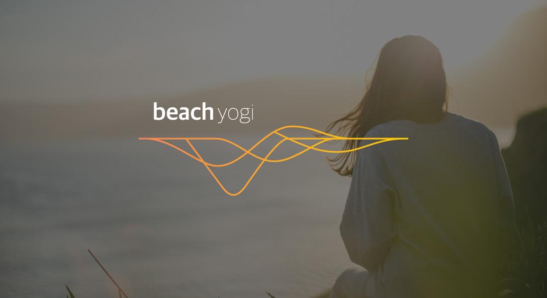 Adventure Yogi Beach Logo