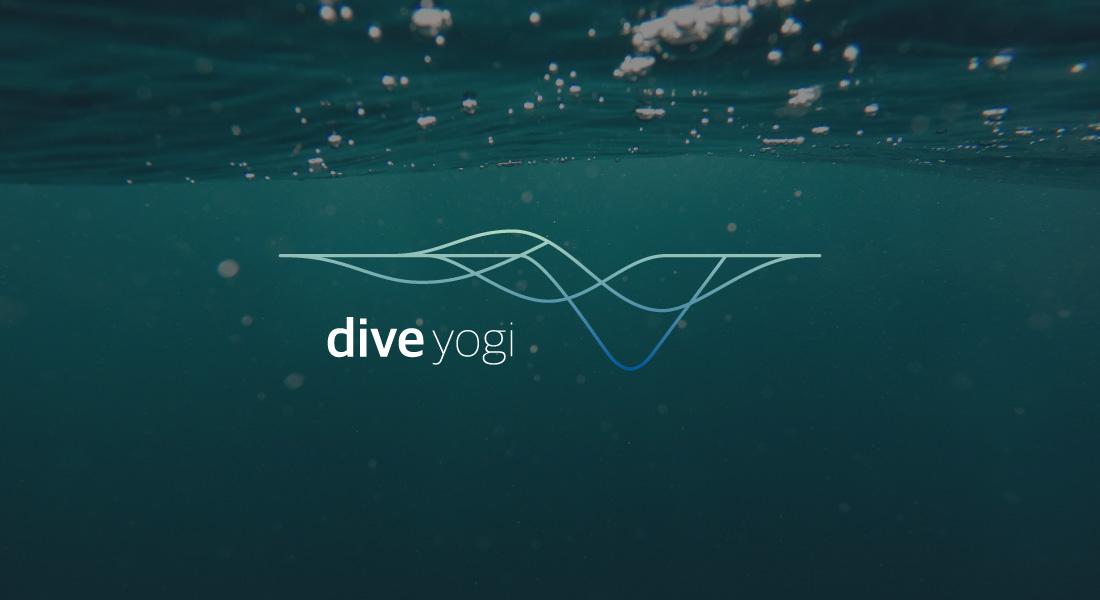 Adventure Yogi Dive Logo