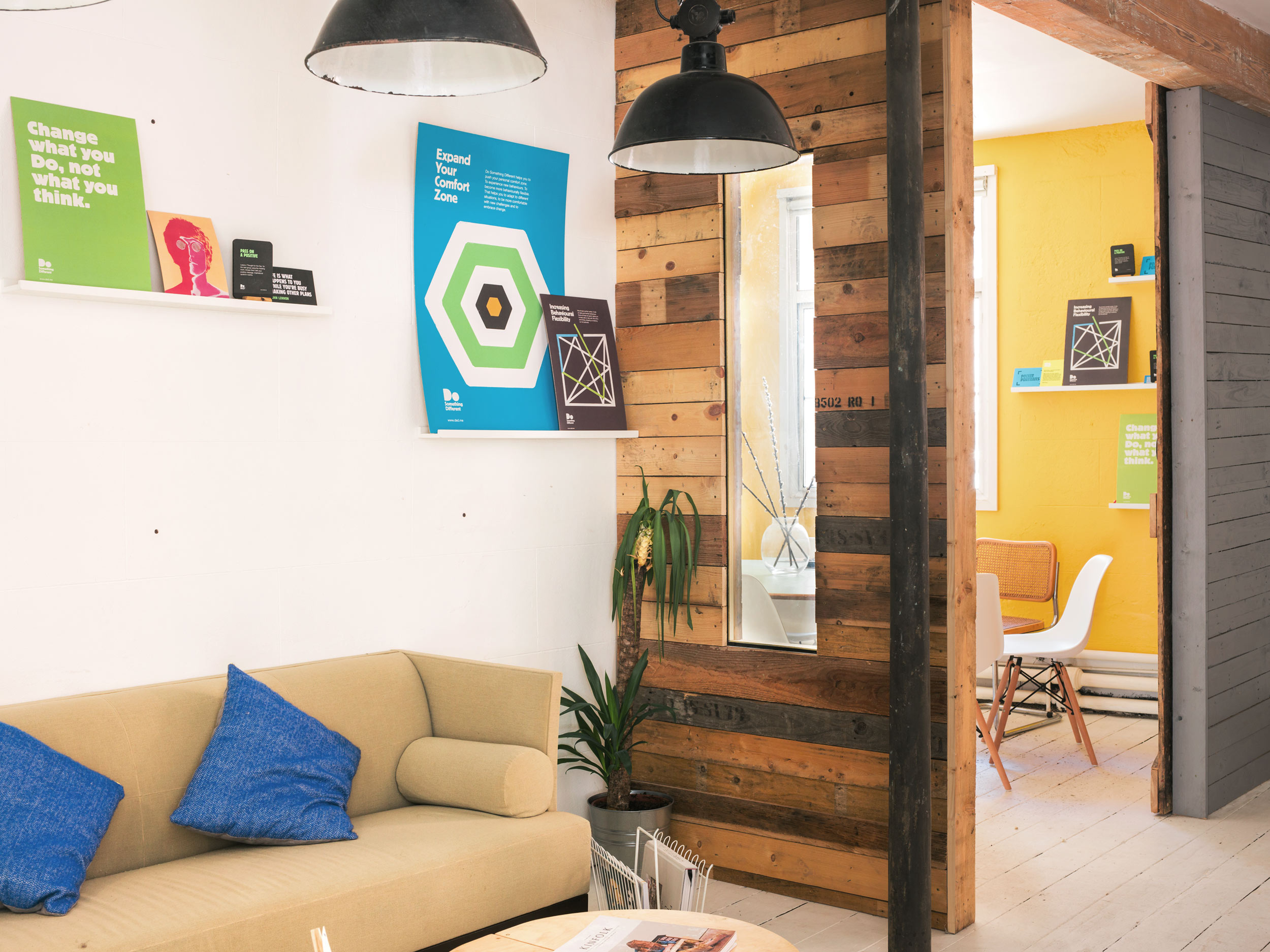 Long Story Short Design Office Interior in Brighton