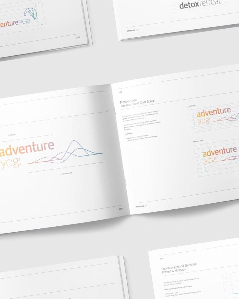 Adventure Yogi Brand Guidelines
