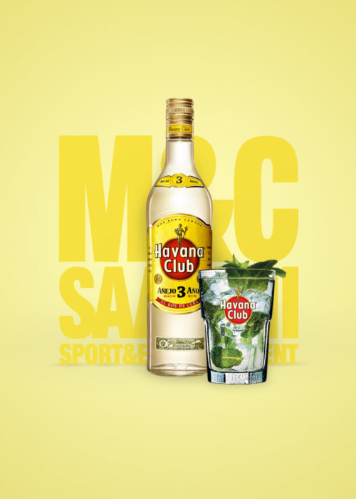 MC Saatchi hero Havana Club